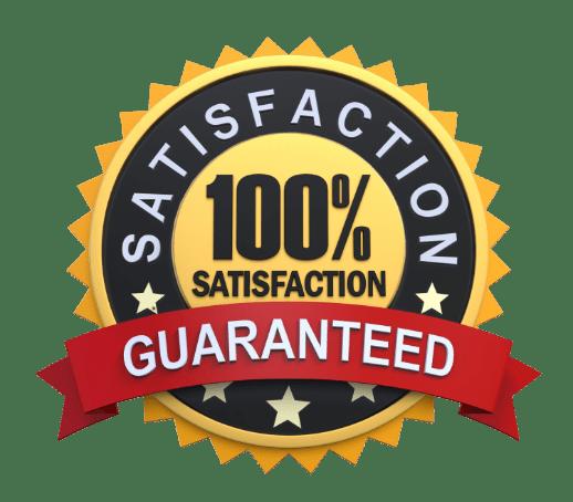 100% Guarantee Logo